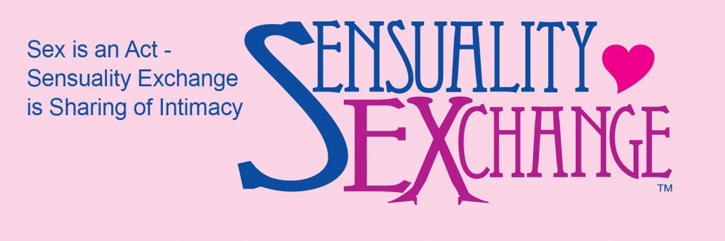 Sensuality Exchange Logo and Tagline
