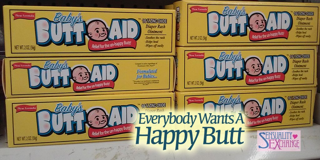 Everybody Wants A Happy Butt
