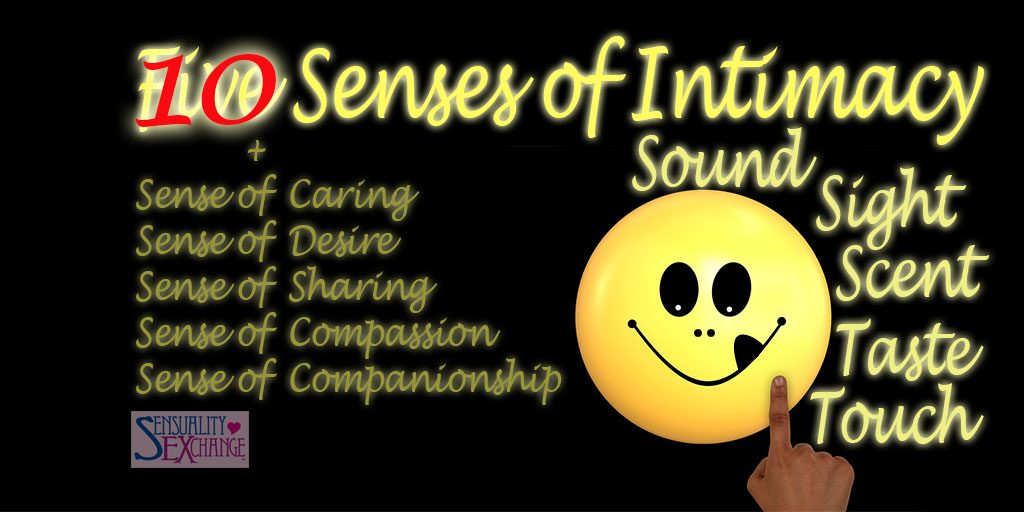 10 Senses of Intimacy