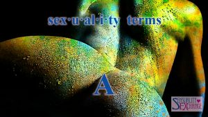 Sexual Terminology - A