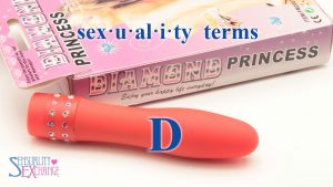 Sexual Terminology - D