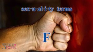 Sexual Terminology - F