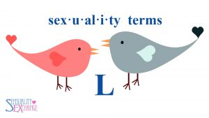 Sexual Terminology - L