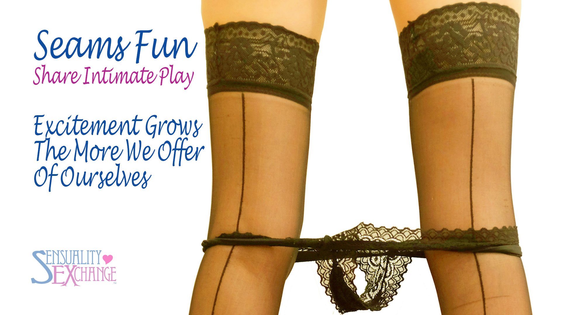 Seams Fun - Share Intimate Play