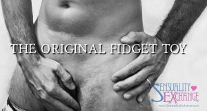 Sensual Thoughts, Sensuality Fidget Toy