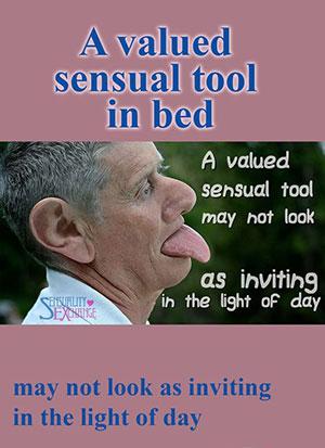 A valued sensual tool